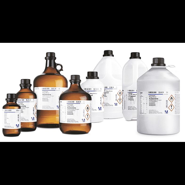 Solventes de Grau HPLC